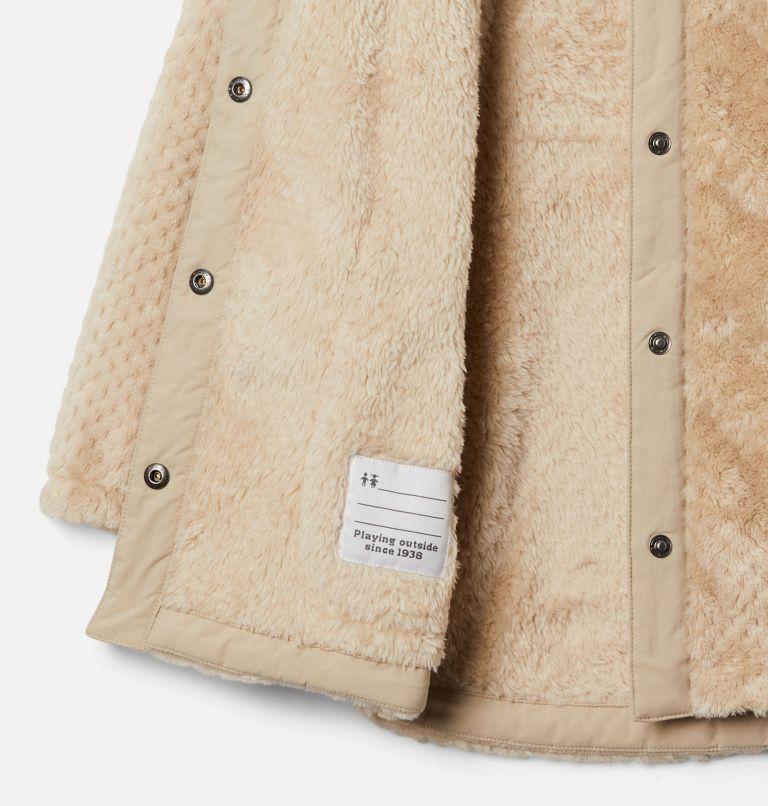 Girls' Fire Side™ Long Sherpa Fleece Jacket Girls' Fire Side™ Long Sherpa Fleece Jacket, a1