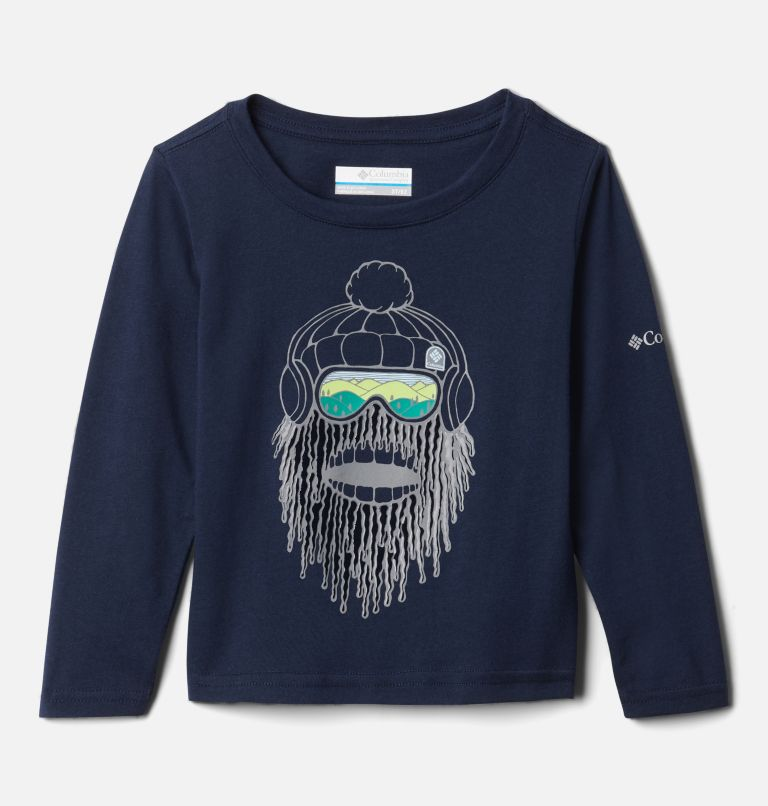Boys' Toddler Naturally Wild™ Graphic Long Sleeve Shirt Boys' Toddler Naturally Wild™ Graphic Long Sleeve Shirt, front