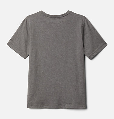 Roast and Relax T-Shirt für Jungen Roast and Relax™ Graphic SS Tee | 464 | S, Charcoal Heather, back