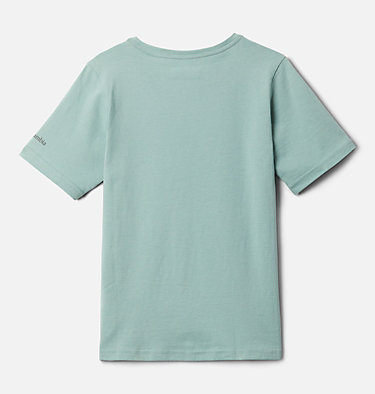 Boys' Roast and Relax™ Graphic Short Sleeve Shirt Roast and Relax™ Graphic SS Tee | 100 | XS, Aqua Tone, back
