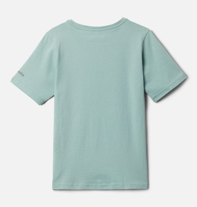 Boys' Roast and Relax™ Graphic Short Sleeve Shirt Boys' Roast and Relax™ Graphic Short Sleeve Shirt, back
