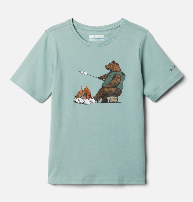 Boys' Roast and Relax™ Graphic Short Sleeve Shirt Boys' Roast and Relax™ Graphic Short Sleeve Shirt, front