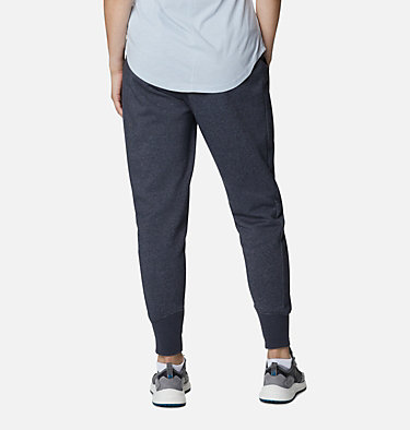 Women's Columbia Lodge™ Knit Jogger Columbia Lodge™ Knit Jogger | 010 | L, Shark Heather, back