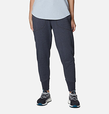 Pantalon de jogging en tricot Columbia Lodge™ pour femme Columbia Lodge™ Knit Jogger | 010 | L, Shark Heather, front
