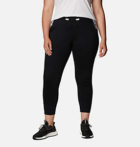 Women's Columbia Lodge™ Knit Joggers - Plus Size