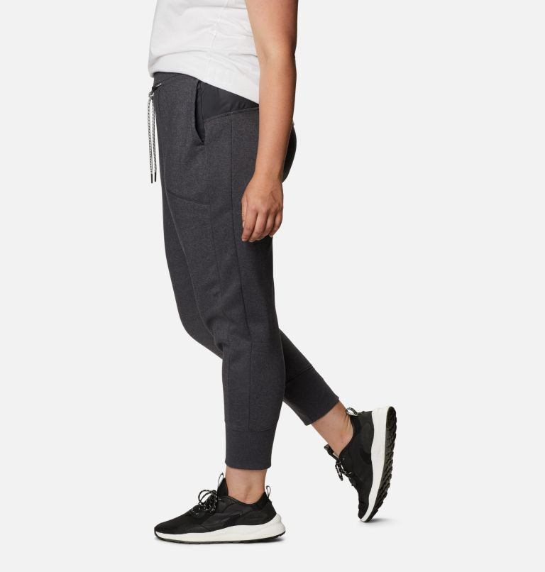 Women's Columbia Lodge™ Knit Joggers - Plus Size Women's Columbia Lodge™ Knit Joggers - Plus Size, a1