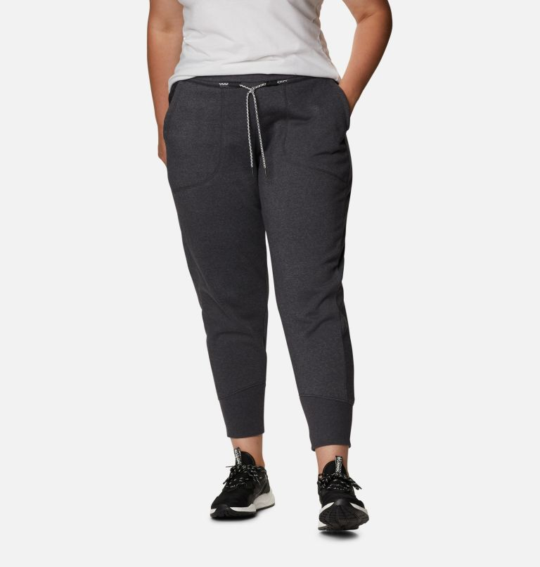 Women's Columbia Lodge™ Knit Joggers - Plus Size Women's Columbia Lodge™ Knit Joggers - Plus Size, front