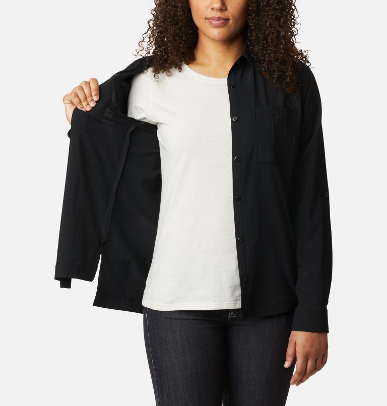 Women's Essential Elements™ Woven Long Sleeve Shirt Women's Essential Elements™ Woven Long Sleeve Shirt, a3