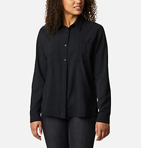 Women's Essential Elements™ Woven Long Sleeve Shirt