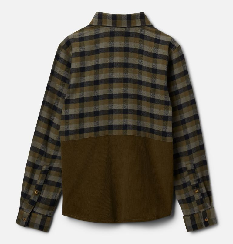Boys' Rockfall™ Flannel Shirt Boys' Rockfall™ Flannel Shirt, back