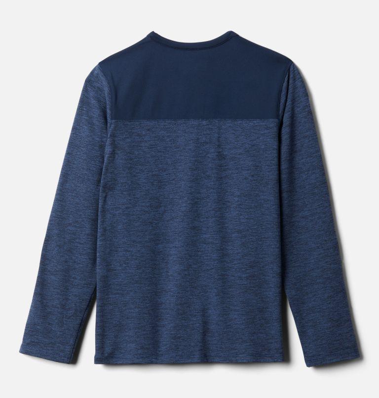 Better Edge™ Long Sleeve Shirt | 452 | XXS Boys' Better Edge™ Long Sleeve Shirt, Night Tide, Collegiate Navy, back