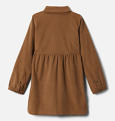 Girls' Rockfall™ Long Sleeve Dress Rockfall™ Long Sleeve Dress | 619 | L, Delta Corduroy, back