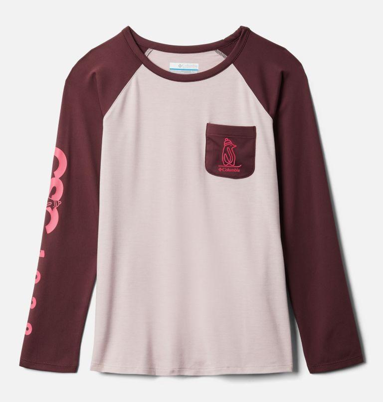 Girls' Better Edge™ Long Sleeve Tunic Girls' Better Edge™ Long Sleeve Tunic, front