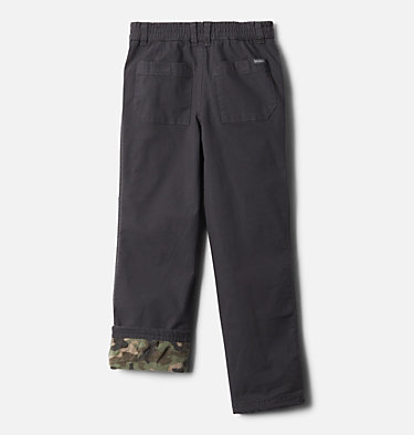 Boys' Flex ROC™ Fleece Lined Pants Flex ROC™ Fleece Lined Pant | 257 | L, Shark, back