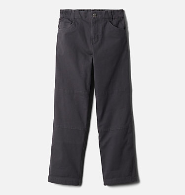 Boys' Flex ROC™ Fleece Lined Pants Flex ROC™ Fleece Lined Pant | 257 | L, Shark, front