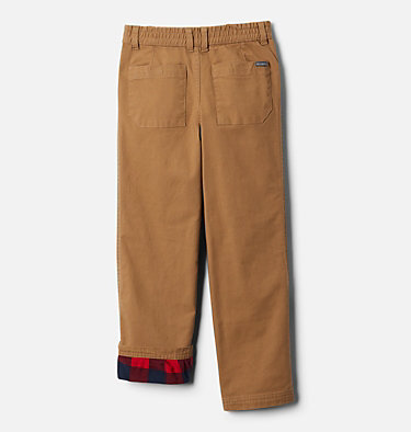 Boys' Flex ROC™ Fleece Lined Pants Flex ROC™ Fleece Lined Pant | 257 | L, Delta, back