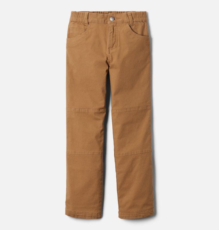 Flex ROC™ Fleece Lined Pant | 257 | XL Boys' Flex ROC™ Fleece Lined Pants, Delta, front