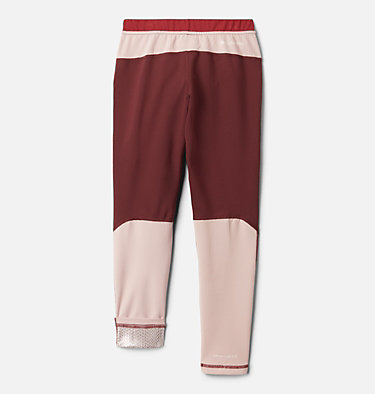 Kids' Omni-Heat 3D™ Knit Tight Omni-Heat 3D™ Knit Tight | 374 | XL, Malbec, Mineral Pink, Marsala Red, back