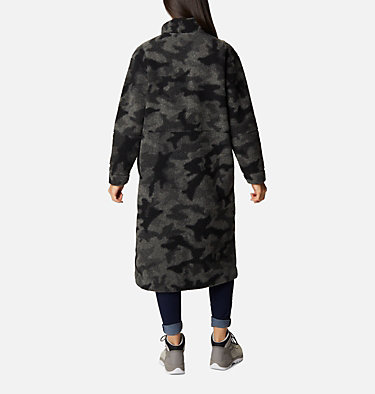 Women's Panorama™ Full Length Jacket Panorama™ Full Length Jacket | 010 | L, Black Camo Print, back