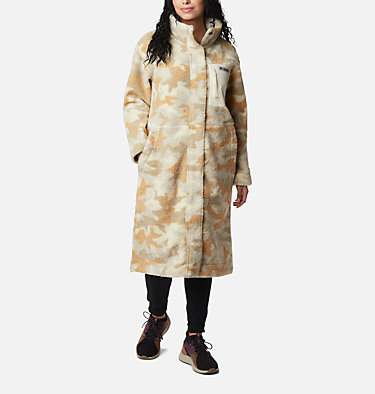 Women's Panorama™ Full Length Jacket Panorama™ Full Length Jacket | 010 | L, Chalk Camo Print, front