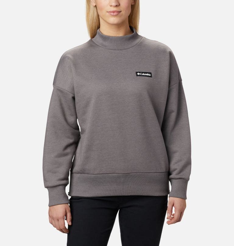 Women's Columbia Lodge™ Heavyweight Crew Sweatshirt Women's Columbia Lodge™ Heavyweight Crew Sweatshirt, front