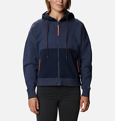 Women's Totagatic Range™ Full Zip Jacket Totagatic Range™ FZ | 397 | L, Nocturnal, Dark Nocturnal, front