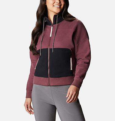 Women's Totagatic Range™ Full Zip Jacket Totagatic Range™ FZ | 397 | L, Malbec, Black, front