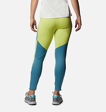 Women's Roffe Ridge™ Windblock Leggings Roffe Ridge™ Windblock Legging | 010 | L, Canyon Blue, Voltage, back