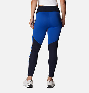 Women's Roffe Ridge™ Windblock Leggings Roffe Ridge™ Windblock Legging | 010 | L, Dark Nocturnal, Lapis Blue, back