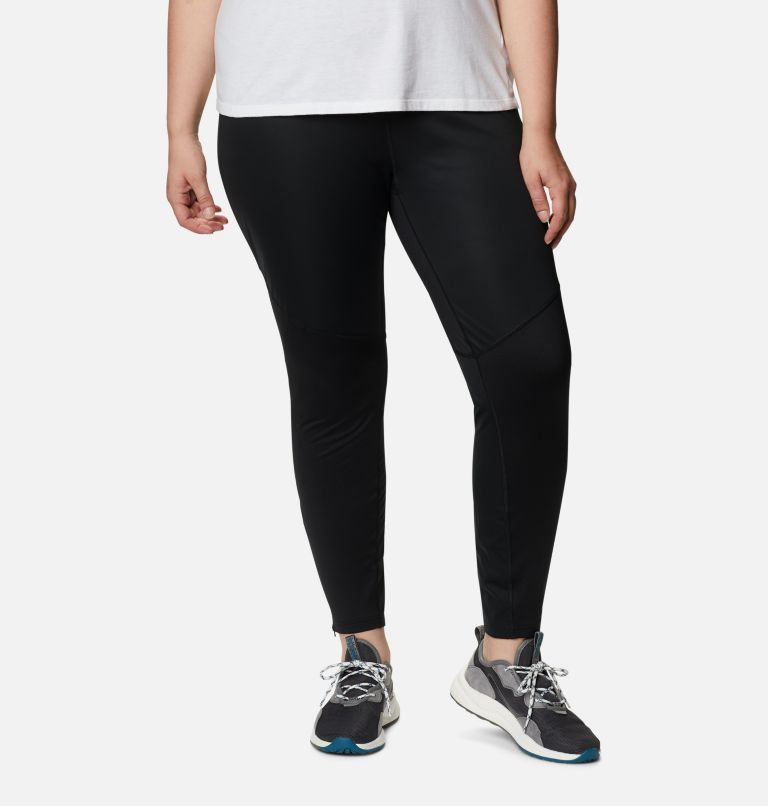 Women's Roffe Ridge™ Windblock Leggings - Plus Size Women's Roffe Ridge™ Windblock Leggings - Plus Size, front