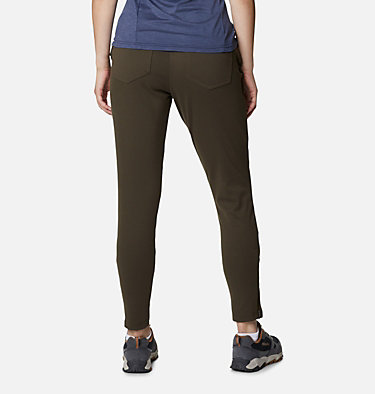 Women's Butte Hike™ Hybrid Cargo Pants Butte Hike™ Hybrid Cargo Pant | 319 | L, Olive Green, back
