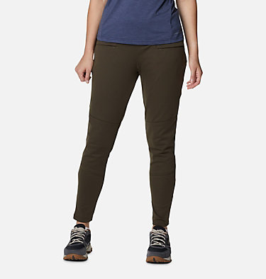 Women's Butte Hike™ Hybrid Cargo Pants Butte Hike™ Hybrid Cargo Pant | 319 | L, Olive Green, front