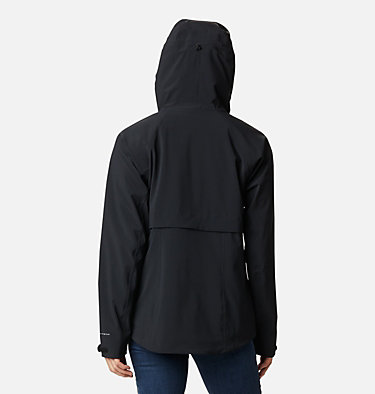 Women's Beacon Trail™ Shell Jacket W Beacon Trail™ Shell | 619 | L, Black, back