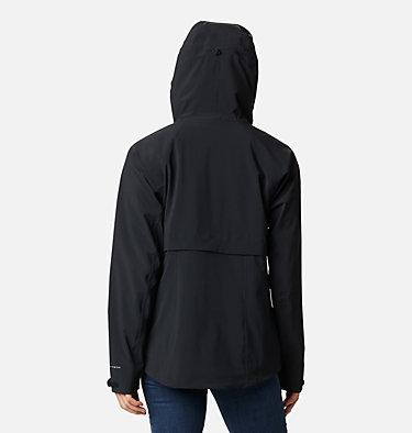 Manteau Beacon Trail™ pour femme W Beacon Trail™ Shell | 619 | L, Black, back