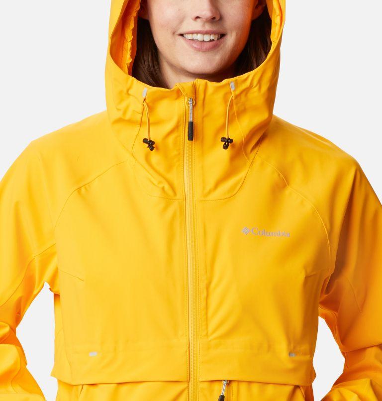 W Beacon Trail™ Shell | 772 | S Women's Beacon Trail™ Shell Jacket, Bright Marigold, a2