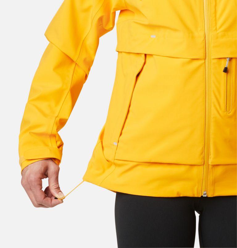 W Beacon Trail™ Shell | 772 | S Women's Beacon Trail™ Shell Jacket, Bright Marigold, a4