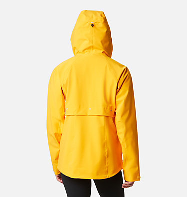 Women's Beacon Trail™ Shell Jacket W Beacon Trail™ Shell   619   L, Bright Marigold, back
