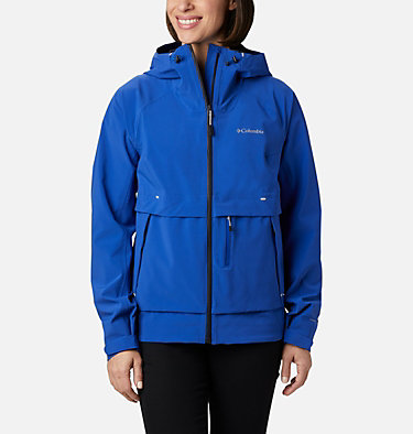 Veste Beacon Trail™ Femme W Beacon Trail™ Shell | 010 | XL, Lapis Blue, front