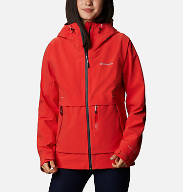 Beacon Trail™ Außenjacke für Frauen W Beacon Trail™ Shell | 010 | XL, Bold Orange, front