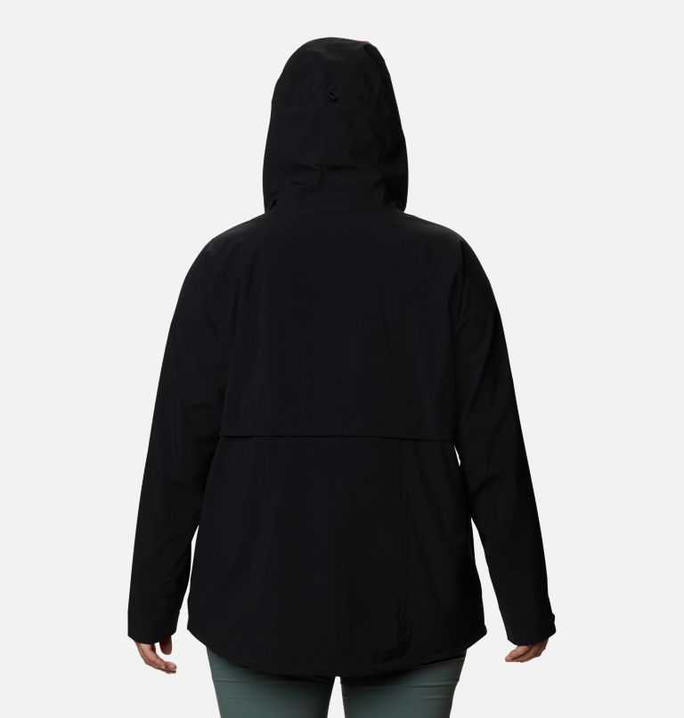 Women's Beacon Trail™ Shell Jacket - Plus Size Women's Beacon Trail™ Shell Jacket - Plus Size, back