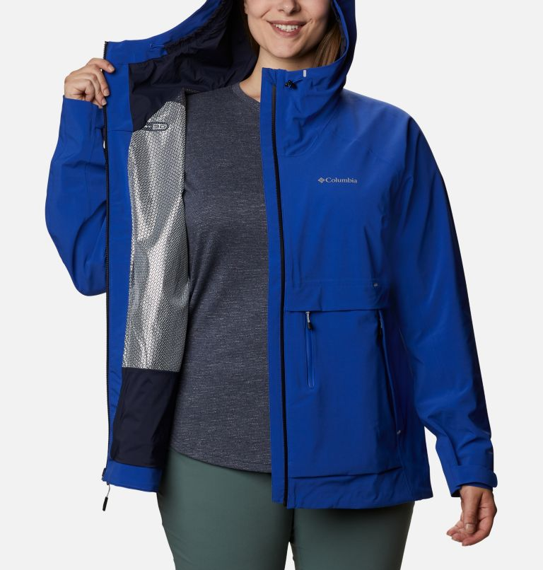 Women's Beacon Trail™ Shell Jacket - Plus Size Women's Beacon Trail™ Shell Jacket - Plus Size, a3