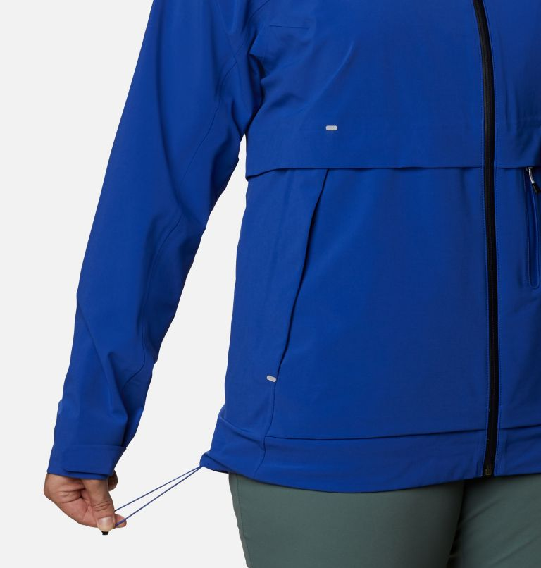 Women's Beacon Trail™ Shell Jacket - Plus Size Women's Beacon Trail™ Shell Jacket - Plus Size, a4