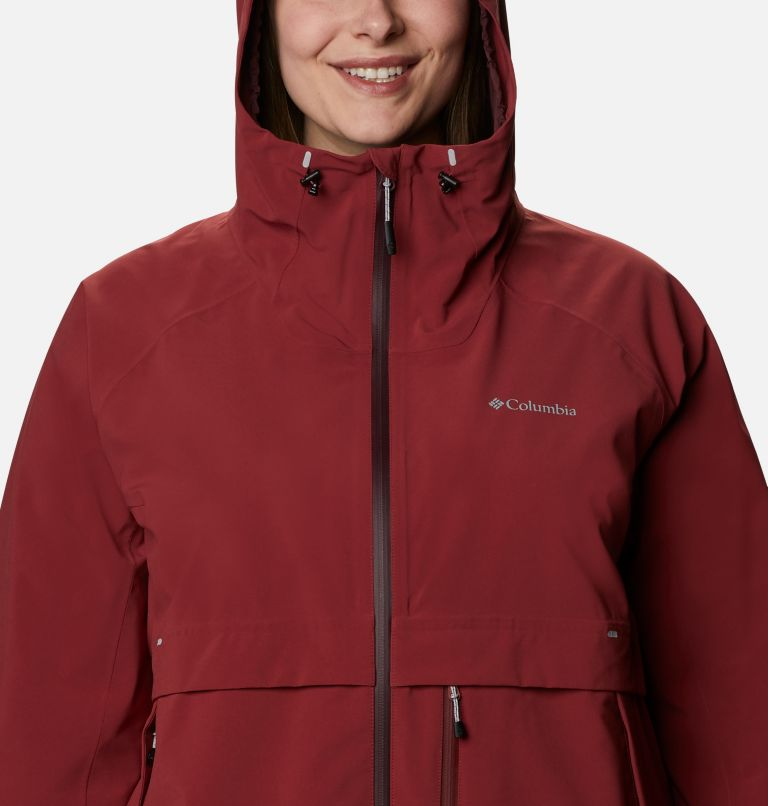 Women's Beacon Trail™ Shell Jacket - Plus Size Women's Beacon Trail™ Shell Jacket - Plus Size, a2