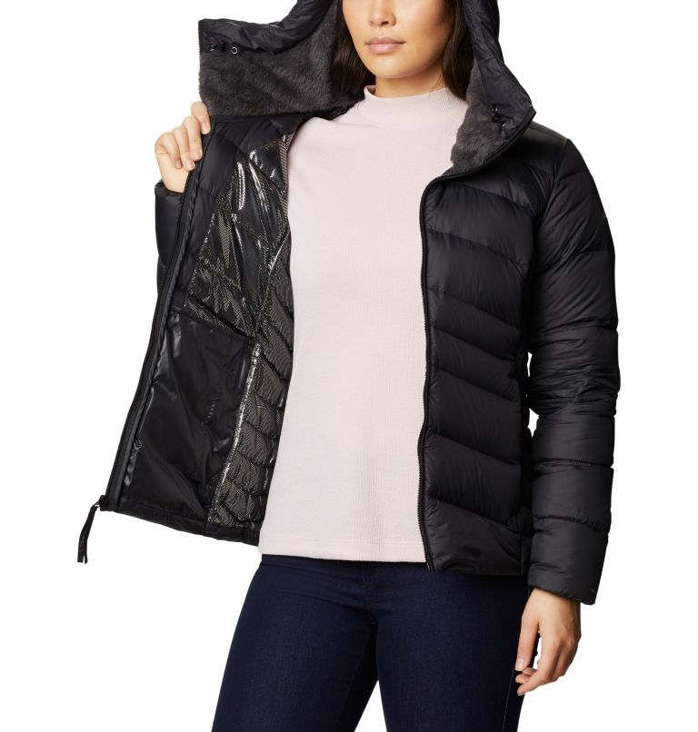 Women's Autumn Park™ Down Hooded Jacket Women's Autumn Park™ Down Hooded Jacket, a3