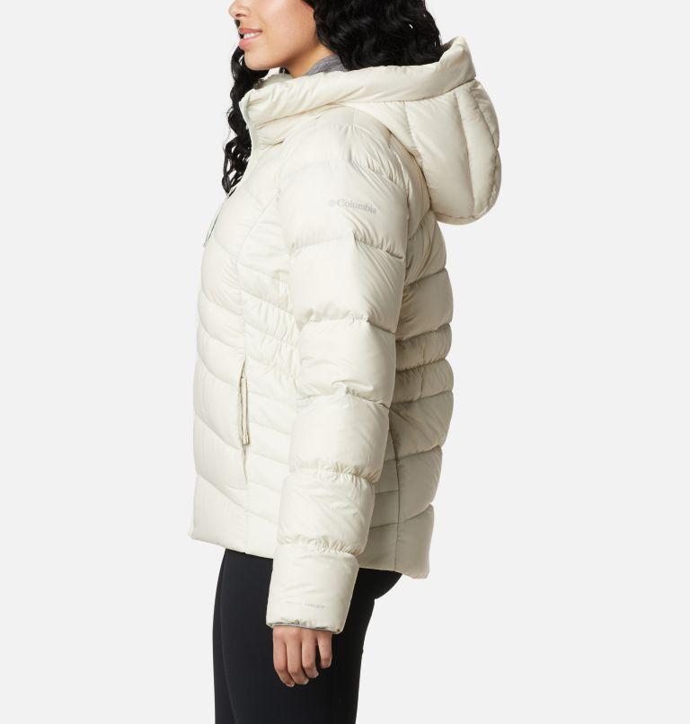 Autumn Park™ Down Hooded Jacket   191   M Manteau à capuchon en duvet Autumn Park™ pour femme, Chalk, a1