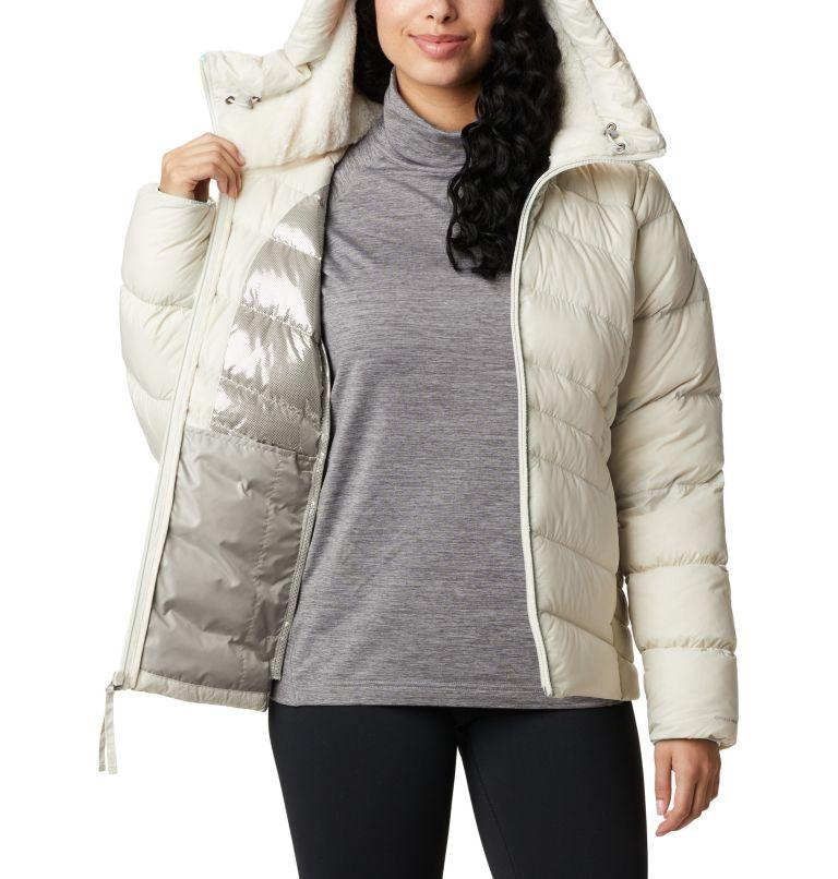 Autumn Park™ Down Hooded Jacket   191   M Manteau à capuchon en duvet Autumn Park™ pour femme, Chalk, a3