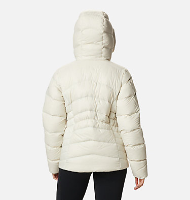 Women's Autumn Park™ Down Hooded Jacket Autumn Park™ Down Hooded Jacket | 010 | M, Chalk, back