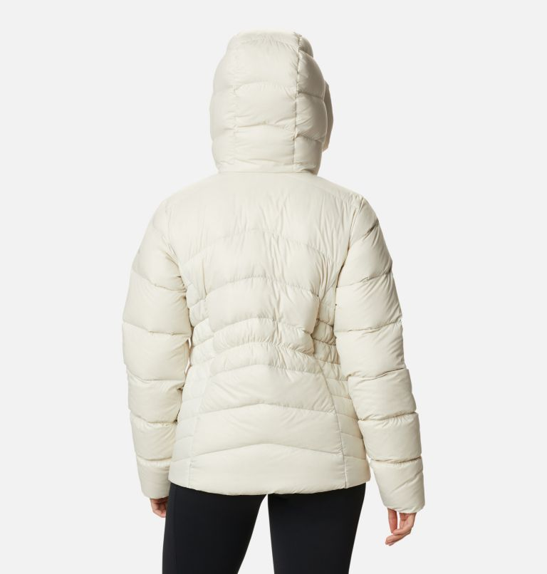 Autumn Park™ Down Hooded Jacket | 191 | L Manteau à capuchon en duvet Autumn Park™ pour femme, Chalk, back