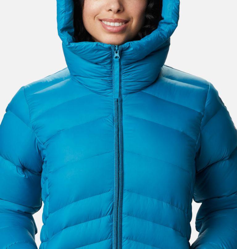 Autumn Park™ Down Hooded Jacket   462   XS Women's Autumn Park™ Down Hooded Jacket, Fjord Blue, a2