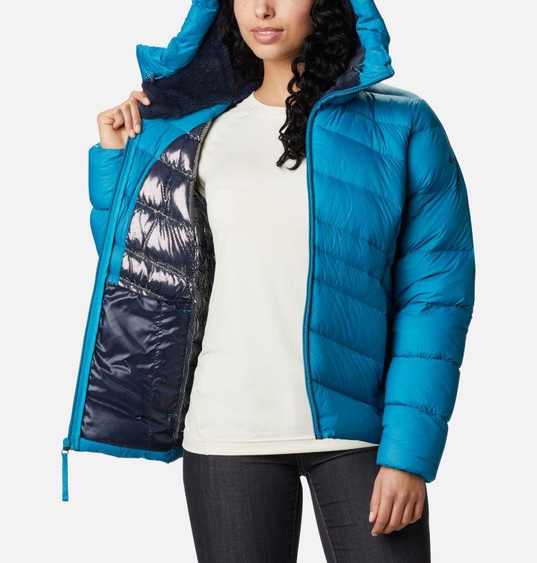 Autumn Park™ Down Hooded Jacket   462   XS Women's Autumn Park™ Down Hooded Jacket, Fjord Blue, a3